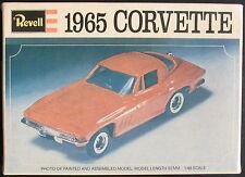 REVELL H-1270 - 1965 CORVETTE - 1:48 - Auto Modellbausatz - Model Kit
