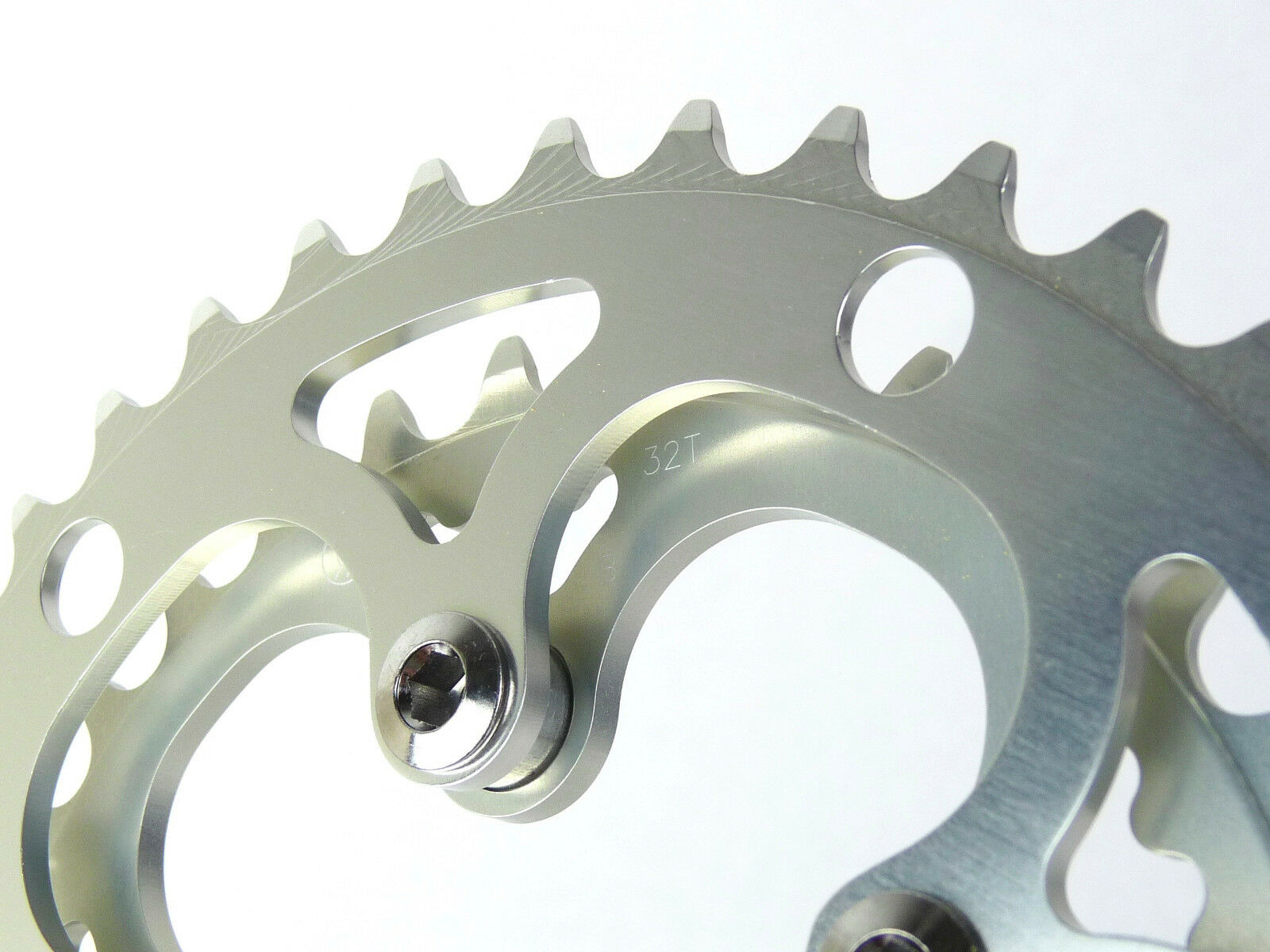Willow Chainring Triplizer 39-32t 135 Campagnolo 74 BCD double into triple NOS