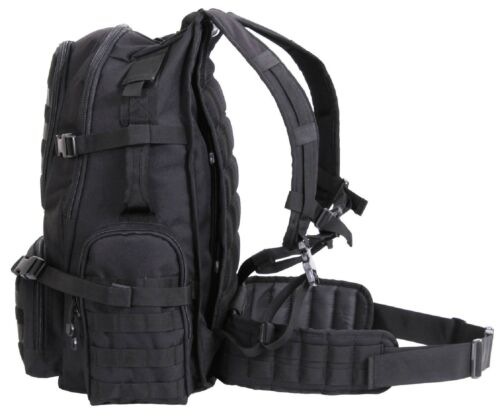 """Rothco 20/"""" Tactical /& Hiking Backpack Bag Multi-Chambered MOLLE Assault Pack"""