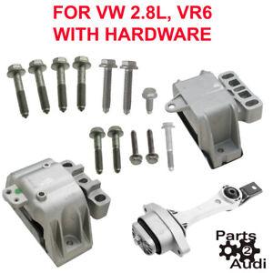 engine motor transmission mounts kit w bolts for 99 05. Black Bedroom Furniture Sets. Home Design Ideas