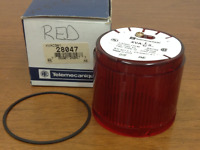 Telemecanique - Catalog Xvac341 - Red Stack Light -