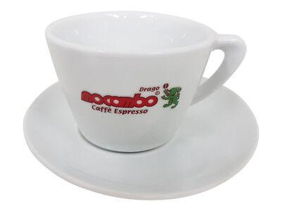 Mocambo Caffe Latte Tasse mit Unterteller -  Caffe Milano