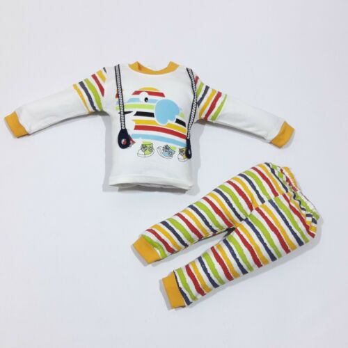 ♥ NEUF ♥ layette2 Pièces strampelhoseTaille 74; 80; 86 coiffe