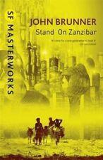 Stand On Zanzibar (S.F. MASTERWORKS), Brunner, John, New Book