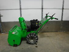"Lawn Boy Snow Blower 55384 32"" Electric Start Tecumseh 10Hp Commercial Home"