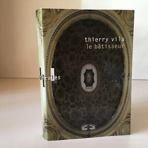 Thierry Vila El Constructor Novela Verticales Fase Deux Borromini Gallimard 2008