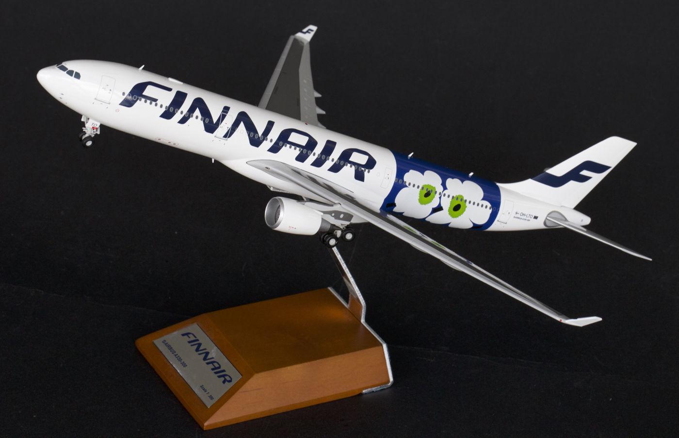 Negozio 2018 Jc Jc Jc Wings Jc2349 1 200 Finnair A330-300 Marimekko Oh-Lto  acquista marca
