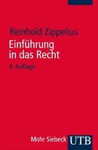 Einfuehrung-in-das-Recht-Reinhold-Zippelius