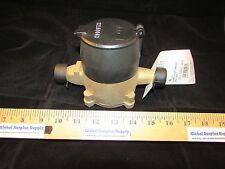 Elster Amco  C700 5/8 x 3/4 Direct read Bronze Water Meter BRAND NEW