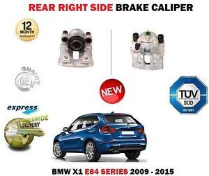e6817fedce32 FOR BMW X1 E84 SDRIVE XDRIVE 2009-2015 NEW REAR RIGHT SIDE BRAKE ...