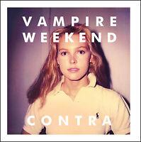 Vampire Weekend Contra 2nd Album +mp3s & Poster Sealed Vinyl Lp