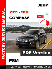 Jeep Patriot 2011-2016 Factory Service Repair Manual | eBay