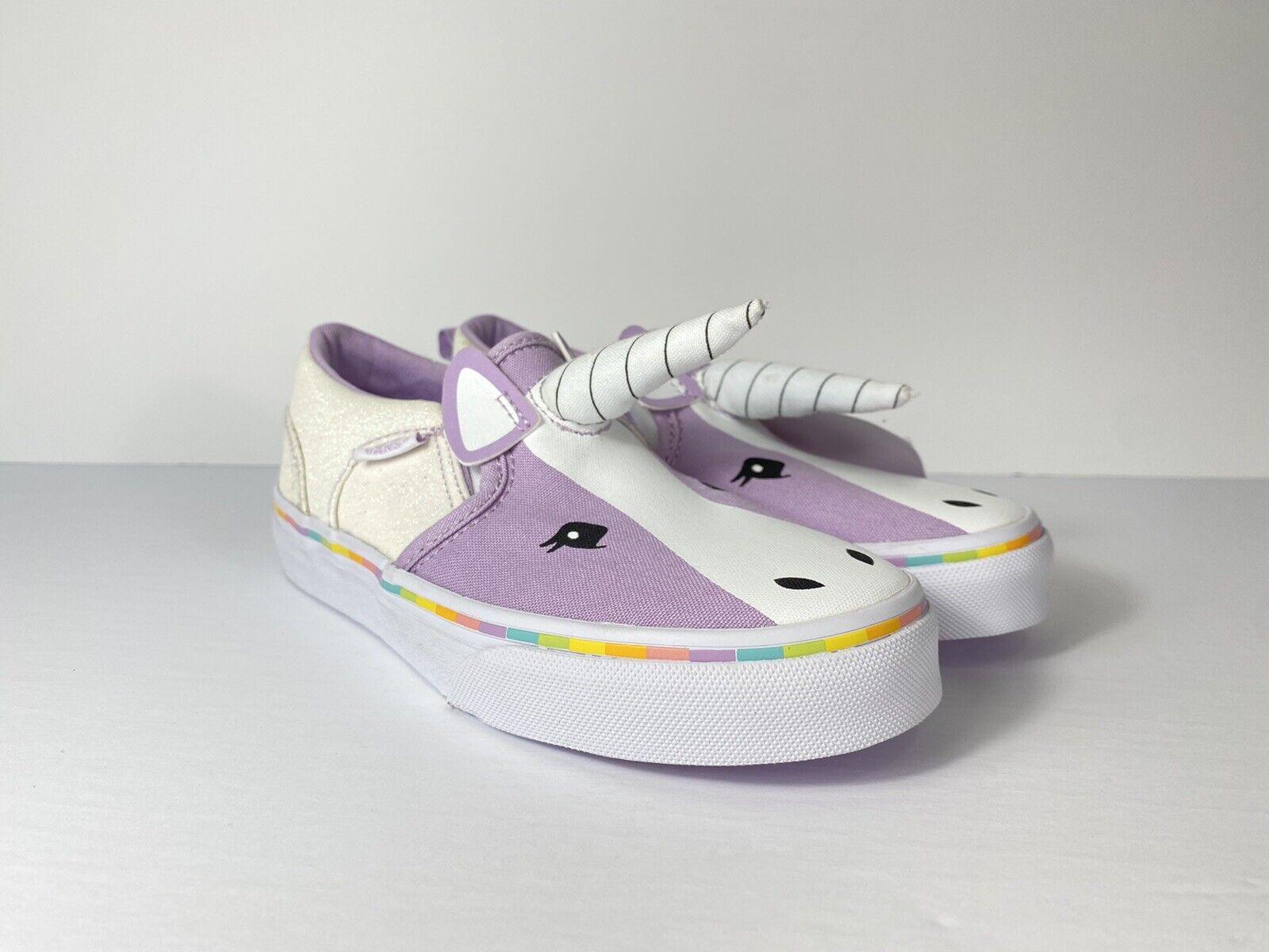 purple vans girls