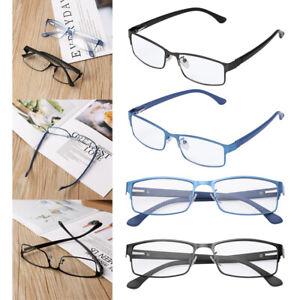 Men-039-s-Business-Reading-Glasses-Titanium-Alloy-Frame-Vision-Care-1-00-4-0