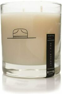 online cheapest wholesale Ranger station Leather + Pine candle 8oz ...