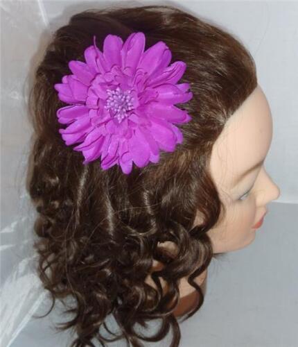 Stunning Shabby Chic Hair Flower Clip Choice of Colours
