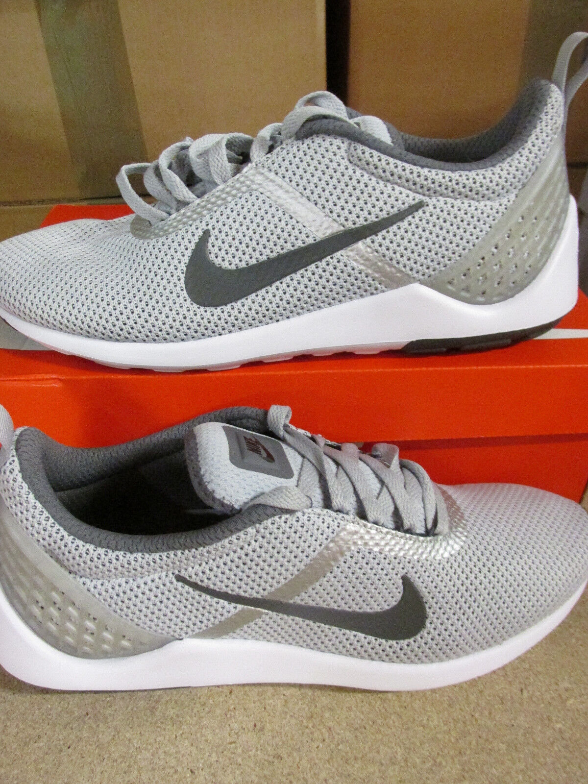 nike lunarestoa 2 essential homme running trainers 811372 002 sneakers chaussures