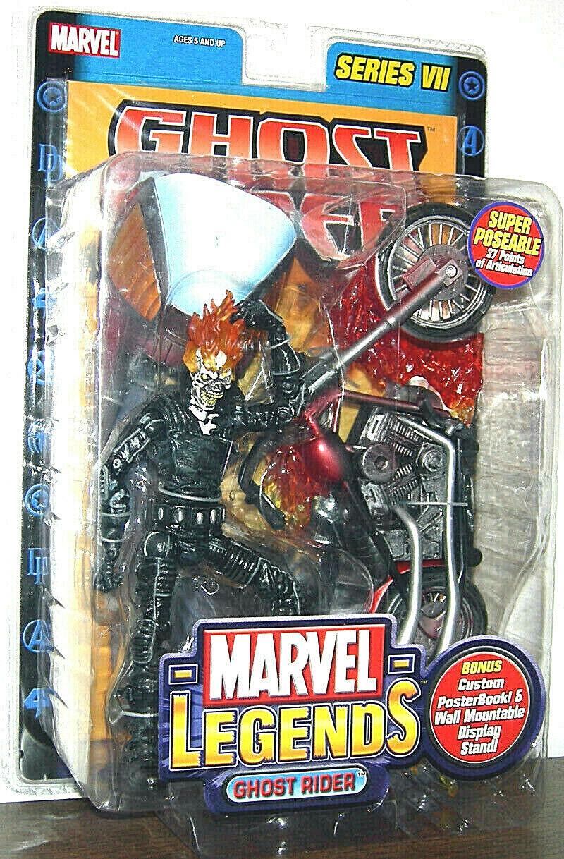 Marvel Legends GHOST RIDER figura PVC 16cm