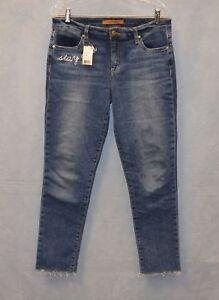 Smith Mid Joes Størrelse Slenna Ankel 28 B0 Brodery Jeans New Rise 888380711484 Straight wTtWc1E5q