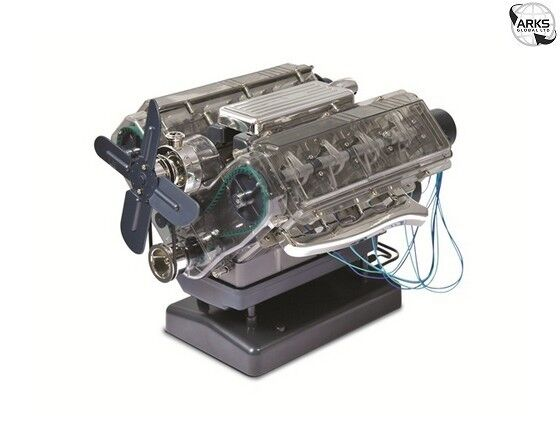 HAYNES Build Your Own V8 Combustion Engine Kit - HM10  Next working day to UK