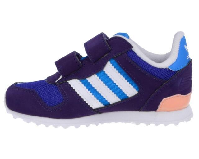 9.5K Infant Boys Girls Kids Adidas Trainers Junior Toddler Size UK 5.5K