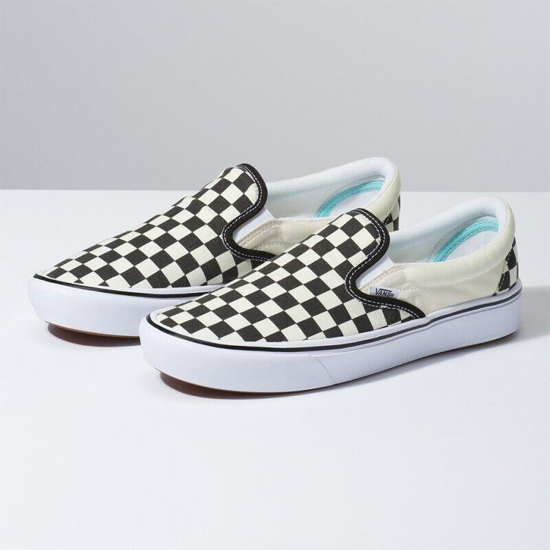 Vans Vans Vans Comfycush Checker board Slip-On Original scarpe VN0A3WMDVO4 US Dimensione 4-13 3738c8