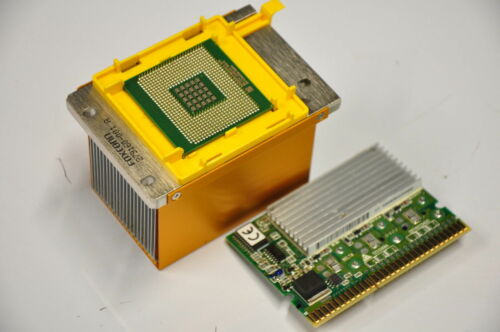 HEATSINK VRM KIT HP 374233-001 INTEL XEON 3.2GHZ 1MB 800 CPU PROCESSOR