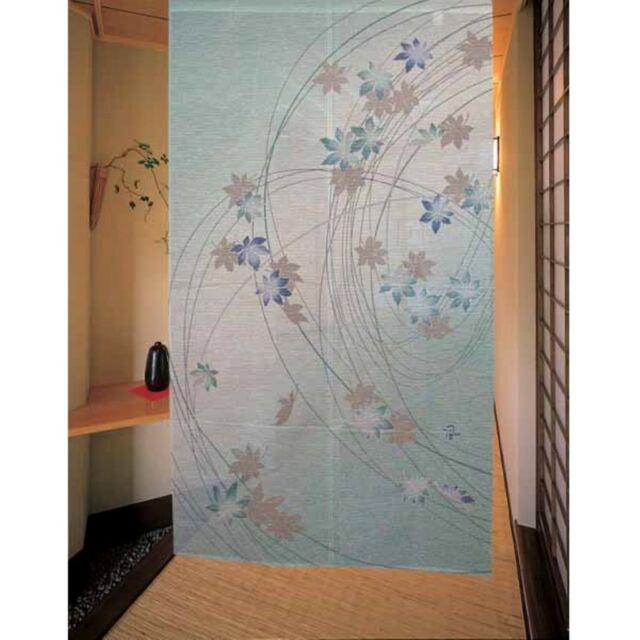JAPANESE NOREN / DOOR CURTAIN / TAPESTRY [ BREEZE ]