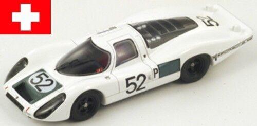 Porsche 907 Nr.52 2nd Daytona 24 hours 1968, SPARK Model 1 43, S2985