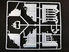 Warhammer 40K Set of Battlefield Gothic Ruins & Rubble on Plastic Frames