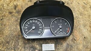047-Kombiinstrument-Tacho-BMW-1er-E81-E82-E87-E88-Diesel-Automatik-6961477