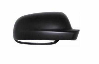Seat Leon MK1 2003-2005 Primed Door Wing Mirror Cover O//S Drivers Right