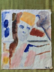 Fritz Urschbach (1880 Venningen - 1969 München) Entartete Kunst 2 Aquarelle - Hassel, Deutschland - Fritz Urschbach (1880 Venningen - 1969 München) Entartete Kunst 2 Aquarelle - Hassel, Deutschland