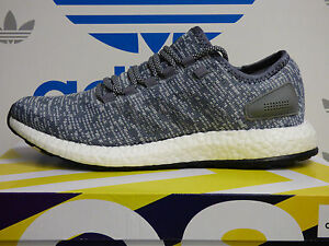 adidas pure boost mens grey