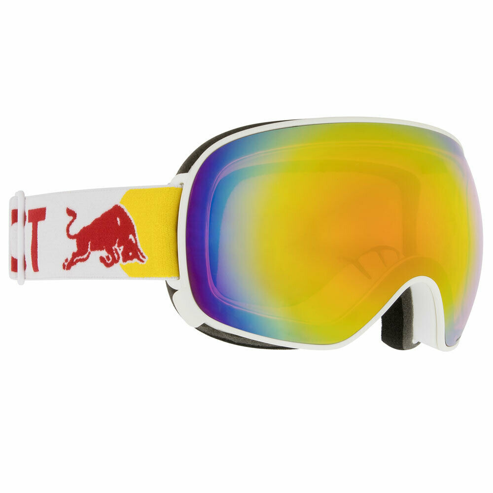 Spect Eyewear rot Bull Magnetron Magnetron Magnetron Goggle Schneebrille Skibrille Snowboardbrille 324032