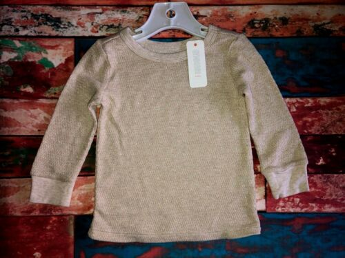 Gymboree Girls 18-24 Months Sparkly Ivory Gold Long Sleeved Shirt New