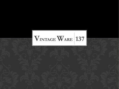VintageWare 137
