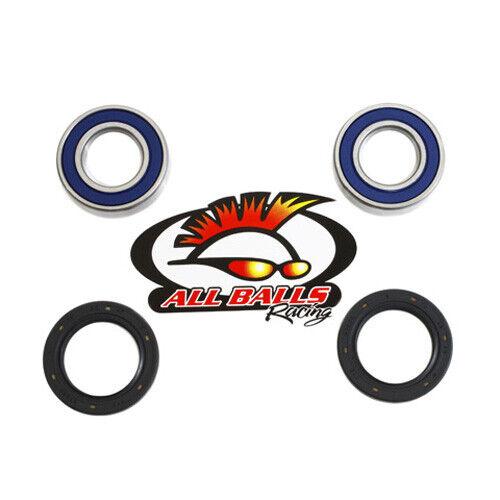 All Balls Front Wheel Bearing Kit For 02-03 Kawasaki VN 1500P Vulcan Mean Streak