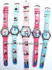 10 Pcs princess Watch Wrist watch kids ladies Watches children cartoon