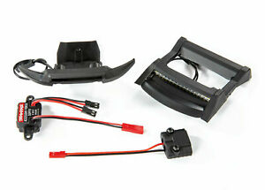 Waterproof LED Light Kit With Power Supply Traxxas Rustler 4x4  TRA6795
