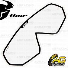 Thor Genuine Replacement Clear Black Lens For Youth Hero & Enemy Goggles Google