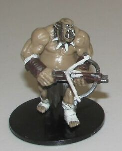 OGRE BOLT LAUNCHER 32B Volo's and Mordenkainen's Foes D&D Dungeons and Dragons