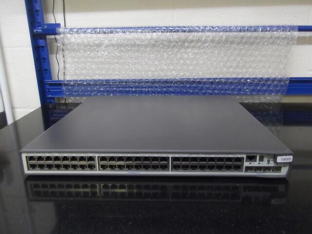 3Com Interrupteur 5500-EI Pwr 52-Port 3CR17172-91 48 Port Commutateur Poe