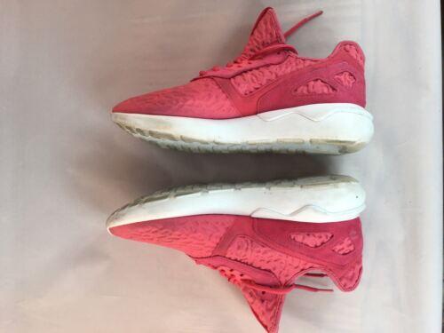 Adidas bianco Sz Rosa Runner S78930 10 Tubular R84qP7n