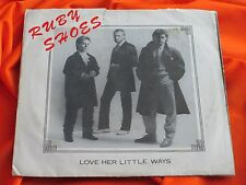 Rare 80's Private Rock 45: Ruby Shoes ~ Love Her Little Ways ~ Fog Bank 4-411833