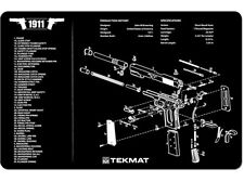 1911 Gun Cleaning Mat by TEKMAT 1911 Pistol