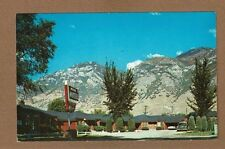 "Provo,UT Utah, Urie Motel, ""Friendliness, Cleanliness and Comfort Assured"""