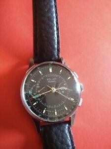 Rare-POLJOT-Chronograph-Strela-Soviet-Pilot-Cosmonaut-Watch-884