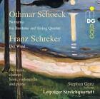 Notturno/Der Wind von Leipziger Streichquartett (2013)