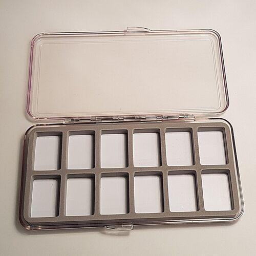Slimlime HB /& WT étanche magnétique Compartiment Fly Cases